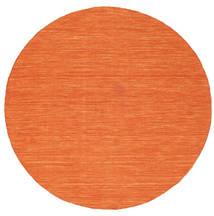 Kilim loom - Orange carpet CVD8814
