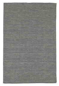 Kilim Loom - Dark Grey Rug 120X180 Authentic  Modern Handwoven Dark Grey/Light Grey (Wool, India)