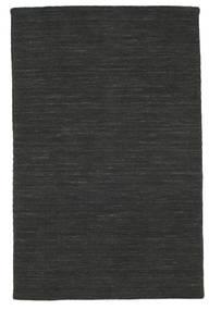 Covor Chilim loom - Negru CVD8943