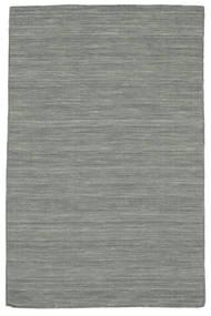 Tapis Kilim loom - Gris foncé CVD9142