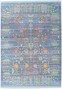 Celeste - Blue Rug 140X200 Modern Light Grey/Light Blue ( Turkey)