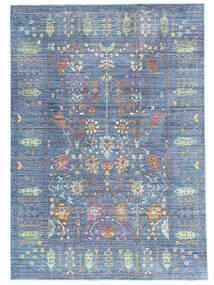 Celeste - Blau Teppich CVD10497