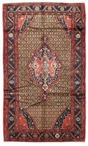 Koliai Vloerkleed 146X248 Echt Oosters Handgeknoopt Donkerbruin/Bruin (Wol, Perzië/Iran)