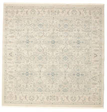 Ziegler Greenville Rug 300X300 Oriental Square Beige/White/Creme/Light Grey Large ( Turkey)