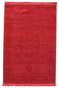 Castle - Red Rug 140X200 Modern Crimson Red ( Turkey)