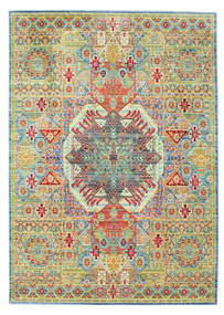 Simav Rug 140X200 Modern Light Green/Dark Grey ( Turkey)