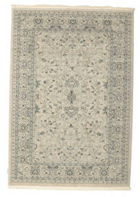 Ziegler Michigan - Green/Beige Rug 140X200 Oriental Beige/White/Creme ( Turkey)