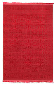 Jacques - Red Rug 140X200 Modern Crimson Red ( Turkey)