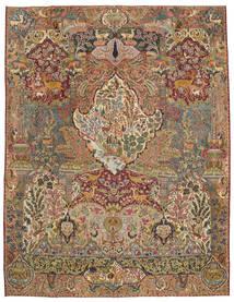 Kashmar Patina pictorial carpet EXZQ23