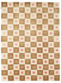 Himalaya 絨毯 168X217 モダン 手織り ベージュ/暗めのベージュ色の (ウール, インド)
