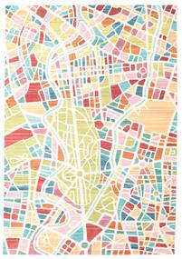 Berlin rug CVD10920