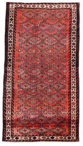 Lori Tapis 144X272 D'orient Fait Main Tapis Couloir Marron Foncé/Rouge Foncé (Laine, Perse/Iran)