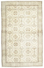 Colored Vintage Rug 173X278 Authentic  Modern Handknotted Beige/Dark Beige (Wool, Turkey)