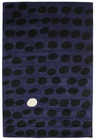 Camouflage Handtufted - Dark Rug 200X300 Modern Black/Dark Purple (Wool, India)