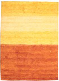 Gabbeh Indo Matto 172X234 Moderni Käsinsolmittu Keltainen/Oranssi (Villa, Intia)