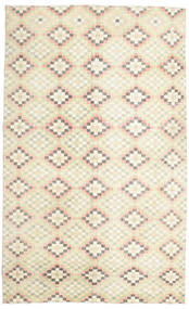 Colored Vintage Alfombra 182X298 Moderna Hecha A Mano Beige/Beige Oscuro (Lana, Turquía)