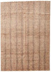 Ziegler Modern Rug 207X292 Authentic  Modern Handknotted Brown/Beige (Wool, Pakistan)