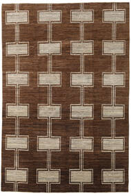 Ziegler Modern Rug 195X292 Authentic  Modern Handknotted Brown/Light Brown (Wool, Pakistan)
