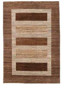 Ziegler Modern Rug 202X294 Authentic  Modern Handknotted Brown/Dark Brown (Wool, Pakistan)