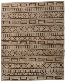 Ziegler Modern Rug 240X300 Authentic  Modern Handknotted Light Brown/Brown (Wool, Pakistan)