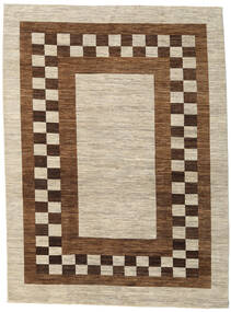 Ziegler Modern Rug 191X253 Authentic  Modern Handknotted Light Brown/Brown/Beige (Wool, Pakistan)