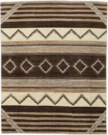 Ziegler Modern Rug 238X295 Authentic  Modern Handknotted Light Brown/Dark Brown (Wool, Pakistan)