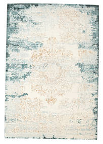 Alaska - Light Blue/Cream Rug 250X350 Modern Beige/Light Grey Large ( Turkey)