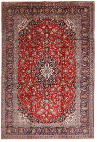 Keshan Allekirjoitettu: Ghotb Matto 267X395 Itämainen Käsinsolmittu Ruskea/Tummanvioletti Isot (Villa, Persia/Iran)