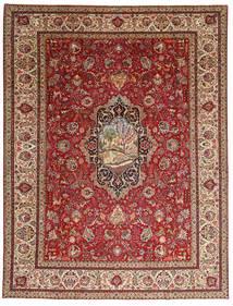 Tabriz Patina signed: Kashkooli carpet EXZV258