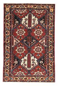 Bakhtiari Patina Rug 135X210 Authentic  Oriental Handknotted Dark Red/Brown (Wool, Persia/Iran)