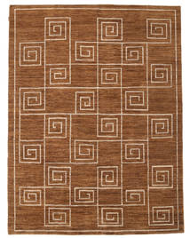 Ziegler Modern Rug 273X352 Authentic  Modern Handknotted Brown/Light Brown Large (Wool, Pakistan)