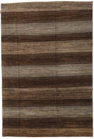 Ziegler Modern Rug 196X289 Authentic  Modern Handknotted Brown/Dark Brown (Wool, Pakistan)