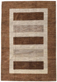 Ziegler Modern Rug 201X296 Authentic  Modern Handknotted Brown/Light Brown (Wool, Pakistan)
