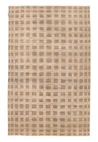 Ziegler Modern Rug 188X293 Authentic  Modern Handknotted Brown/Light Brown (Wool, Pakistan)