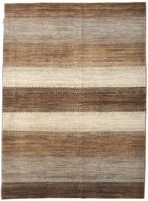 Ziegler Modern Rug 170X232 Authentic Modern Handknotted Brown/Light Brown (Wool, Pakistan)
