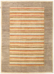 Ziegler Modern Rug 189X267 Authentic  Modern Handknotted Brown/Light Brown/Dark Beige (Wool, Pakistan)