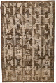 Ziegler Modern Rug 190X283 Authentic  Modern Handknotted Brown/Dark Beige (Wool, Pakistan)