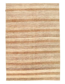 Ziegler Modern Rug 202X293 Authentic  Modern Handknotted Beige/Light Brown (Wool, Pakistan)