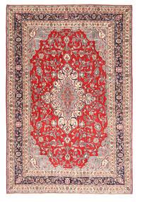 Hamadan Shahrbaf Patina Rug 208X305 Authentic  Oriental Handknotted Dark Grey/Light Brown (Wool, Persia/Iran)