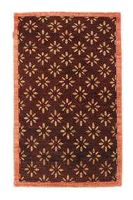 Ziegler Modern Rug 113X184 Authentic  Modern Handknotted Dark Red/Dark Brown (Wool, Pakistan)