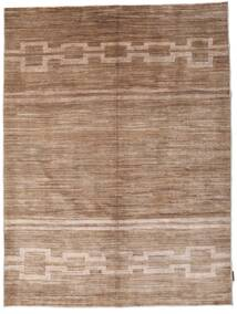 Ziegler Modern Rug 156X206 Authentic  Modern Handknotted Light Brown/Dark Beige (Wool, Pakistan)