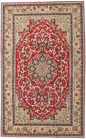 Najafabad Patina Rug 208X333 Authentic  Oriental Handknotted Dark Brown/Light Brown (Wool, Persia/Iran)