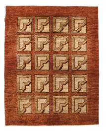 Ziegler Modern Rug 154X194 Authentic Modern Handknotted Rust Red/Light Brown (Wool, Pakistan)