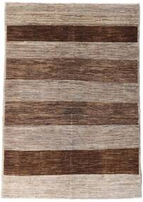 Ziegler Modern Rug 141X200 Authentic  Modern Handknotted Brown/Dark Beige (Wool, Pakistan)