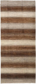 Ziegler Modern Rug 200X483 Authentic  Modern Handknotted Hallway Runner  Brown/Light Brown (Wool, Pakistan)