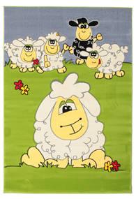 Covor Baa Baa Little Sheep CVD11663