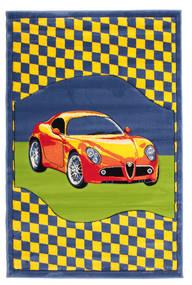 Auto Racer tæppe RVD11643
