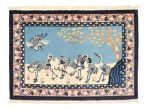 China antiquefinish carpet DFA744
