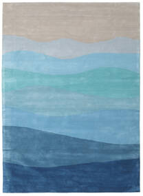 Feeling Handtufted - Blue Rug 250X350 Modern Blue/Turquoise Blue Large (Wool, India)