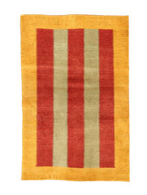 Kashkooli Gabbeh Rug 118X180 Authentic  Modern Handknotted Orange/Rust Red (Wool, Persia/Iran)